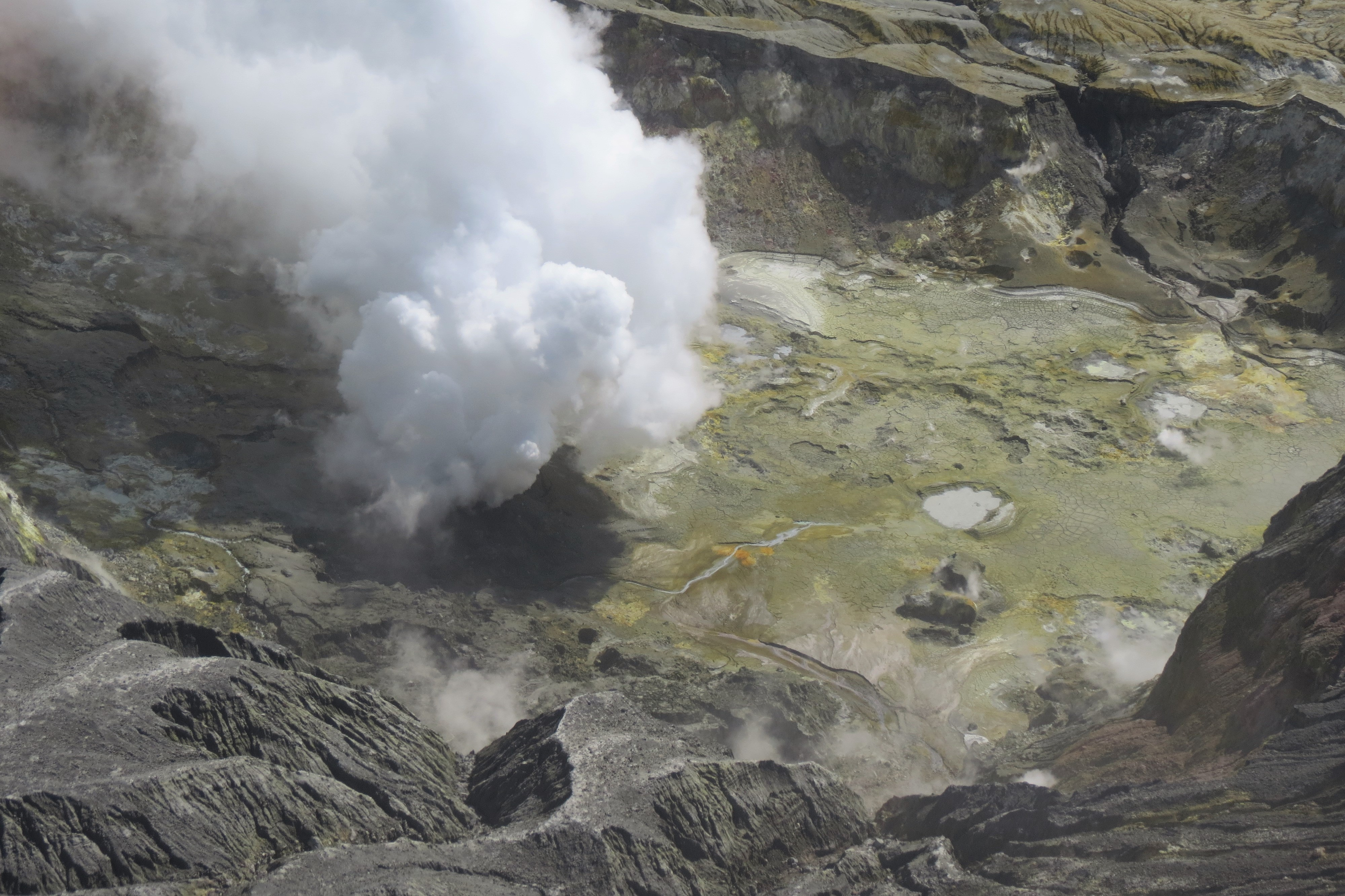 December 21 , 2016. EN.  Bogoslof , Aso , White Island , Ruapehu , Fuego .