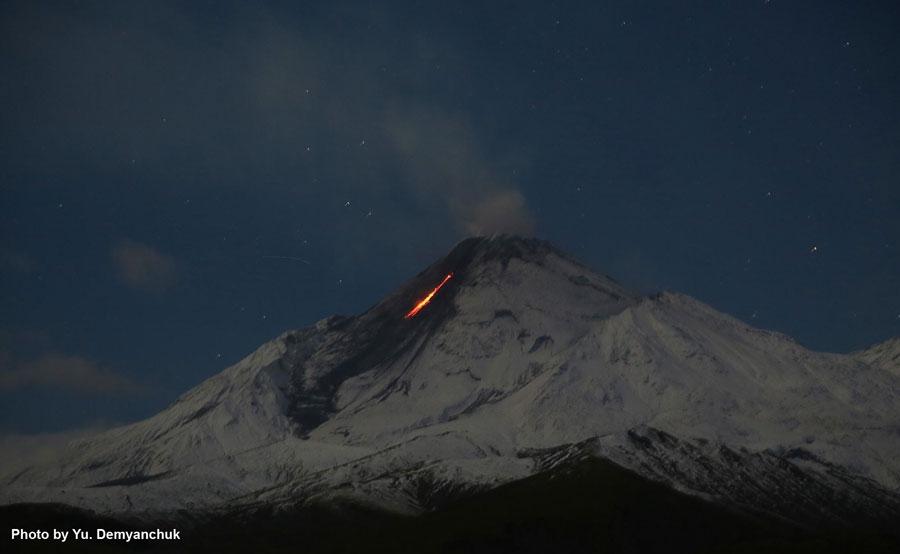March 10 , 2017. EN.  Nevado Del Ruiz , Nevados De Chillan , Bezymianny , Piton de la Fournaise , Fuego .