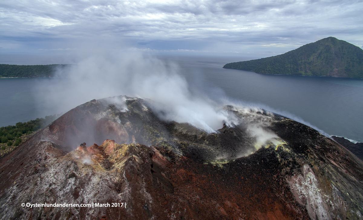 28/03/2017. FR. Klyuchevskoy , Anak Krakatau , Nevado Del Ruiz , Sabancaya .