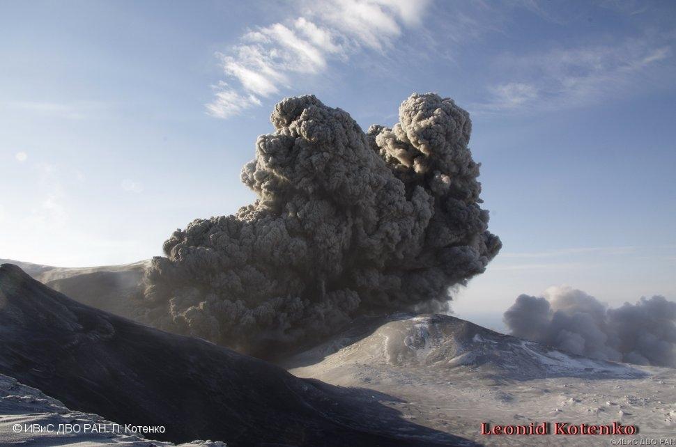 04 Novembre 2018. FR. Chili : Puyehue – Cordon Caulle , Russie / Iles Kouriles : Ebeko , Mexique : Popocatepetl , Etats-Unis : Volcans de Californie .