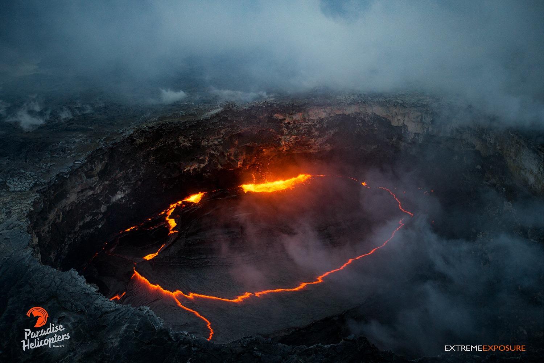 June 14 , 2017. EN. Kilauea , Bogoslof , Villarica , Tenerife .