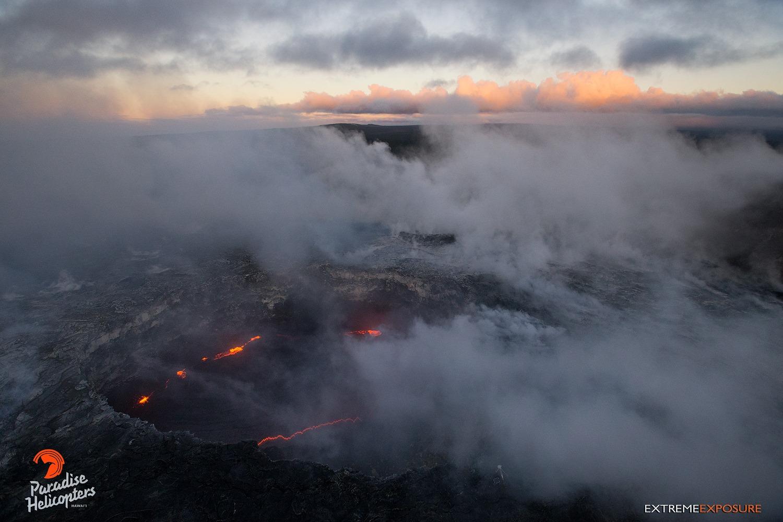 September 02 , 2017. EN . Etna , Kilauea , Ticsani , Pacaya .