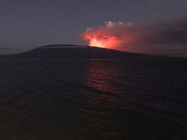 September 07 , 2017 .   Fernandina , Fuego , Nishinoshima , Poas , Turrialba .