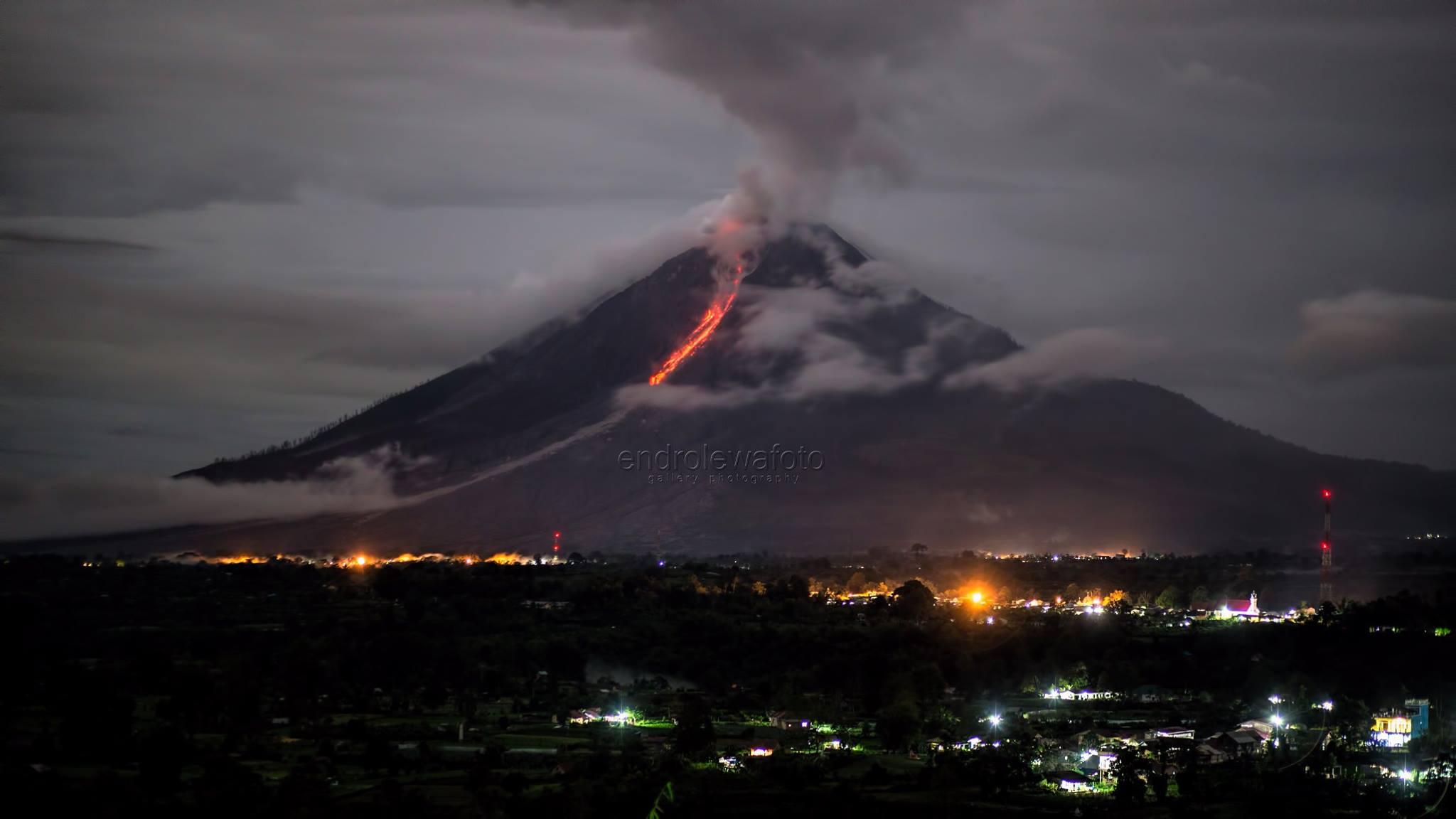 05 Novembre 2017 . FR. Ambae , Sinabung , Mayon , Ubinas , Popocatepetl .