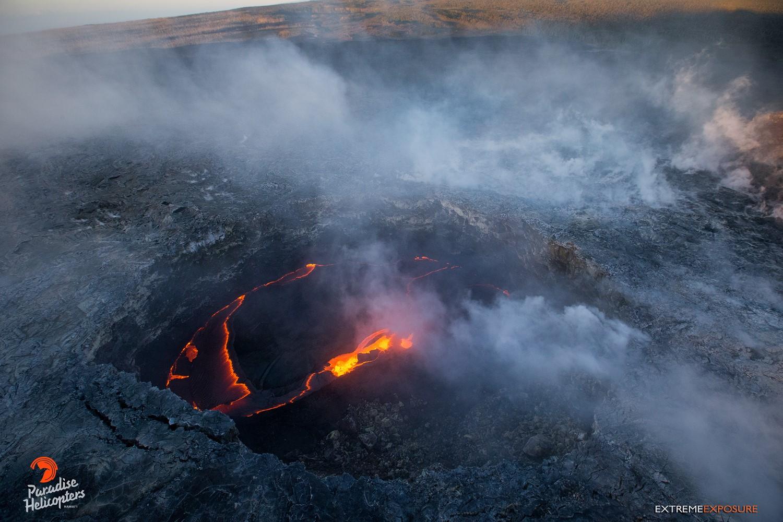 January 06 , 2018.  EN.  Kilauea , Great Sitkin , Sinabung , Reventador , Kadovar .