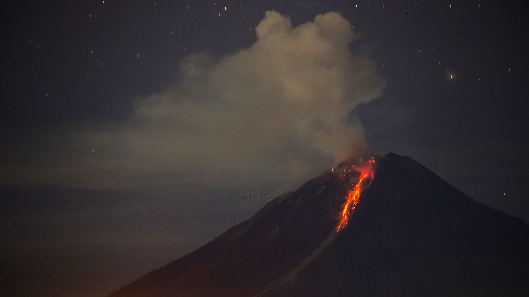 January 11 , 2018 . EN.  Kadovar , Nevado del Ruiz , Sinabung , Popocatepetl .