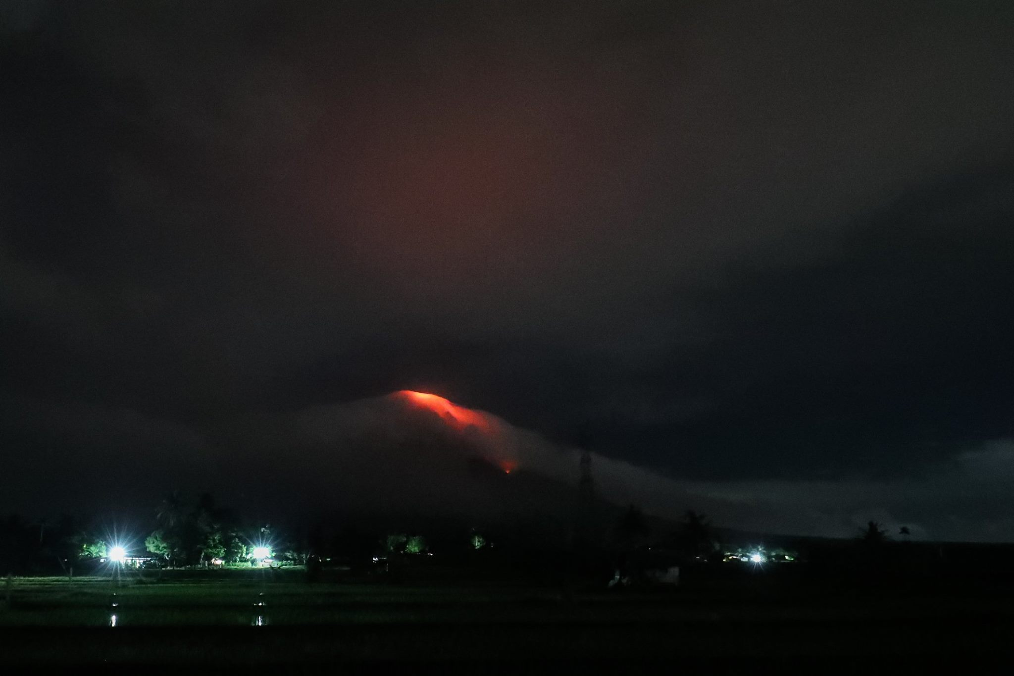 January 15 , 2018. EN . Mayon , Kadovar , Agung , Turrialba , Poas , Tenorio .