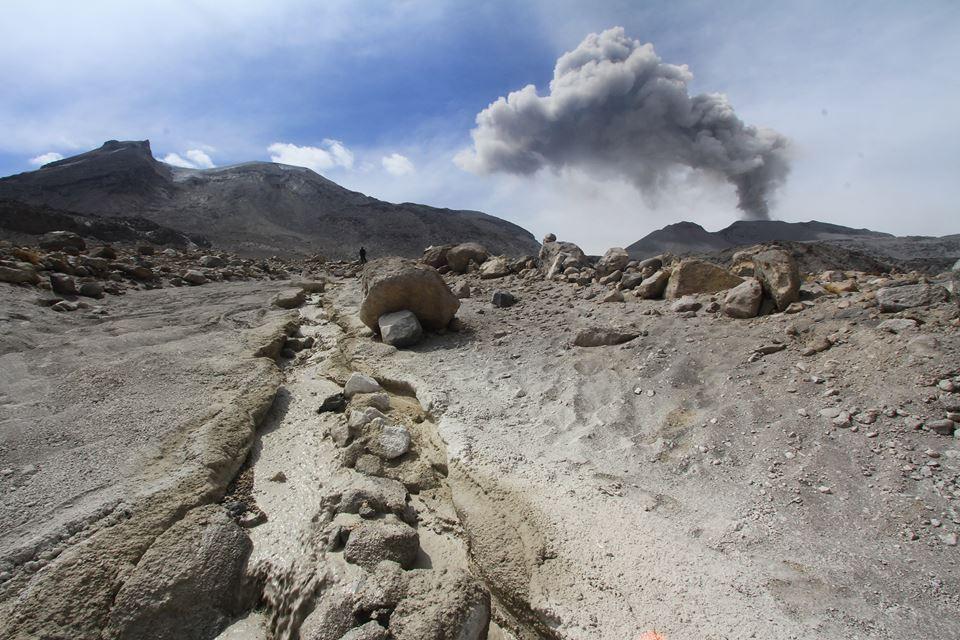 October 23, 2019. EN. Peru : Sabancaya , Colombia : Chiles / Cerro Negro , Chile : Copahue , Italy : Stromboli , Kamchatka : Sheveluch .
