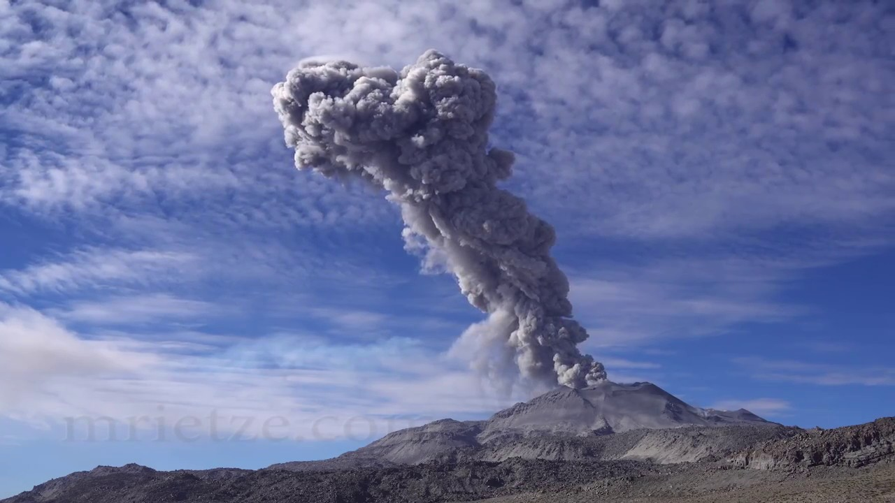 May 14 , 2019 . EN . Peru : Sabancaya , Philippines : Mayon , Indonesia : Anak Krakatau , Mexico : Popocatepetl .