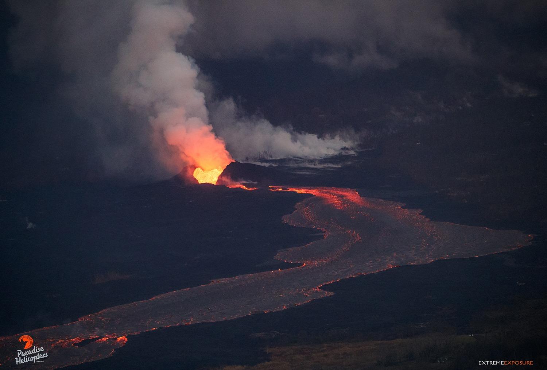 27 Juin 2018. FR . Equateur / Galapagos : Sierra Negra , Alaska : Cleveland , Colombie : Galeras , Hawai , Kilauea .