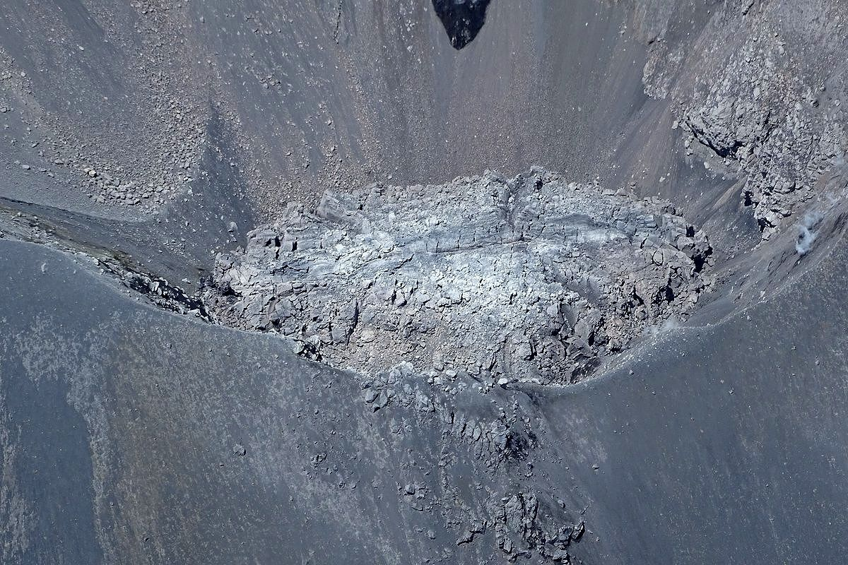 November 26 , 2018. EN. Chile : Nevados de Chillan , France / Guadeloupe : La Soufrière , Guatemala : Santiaguito , Philippines : Mayon .
