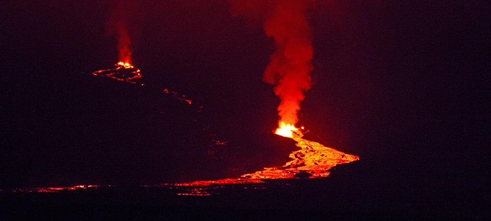 03 Juillet 2018. FR. Equateur / Galapagos : Sierra Negra , Equateur : Reventador , La Réunion : Piton de la Fournaise , France : Chaine des Puys , Indonésie : Reventador .