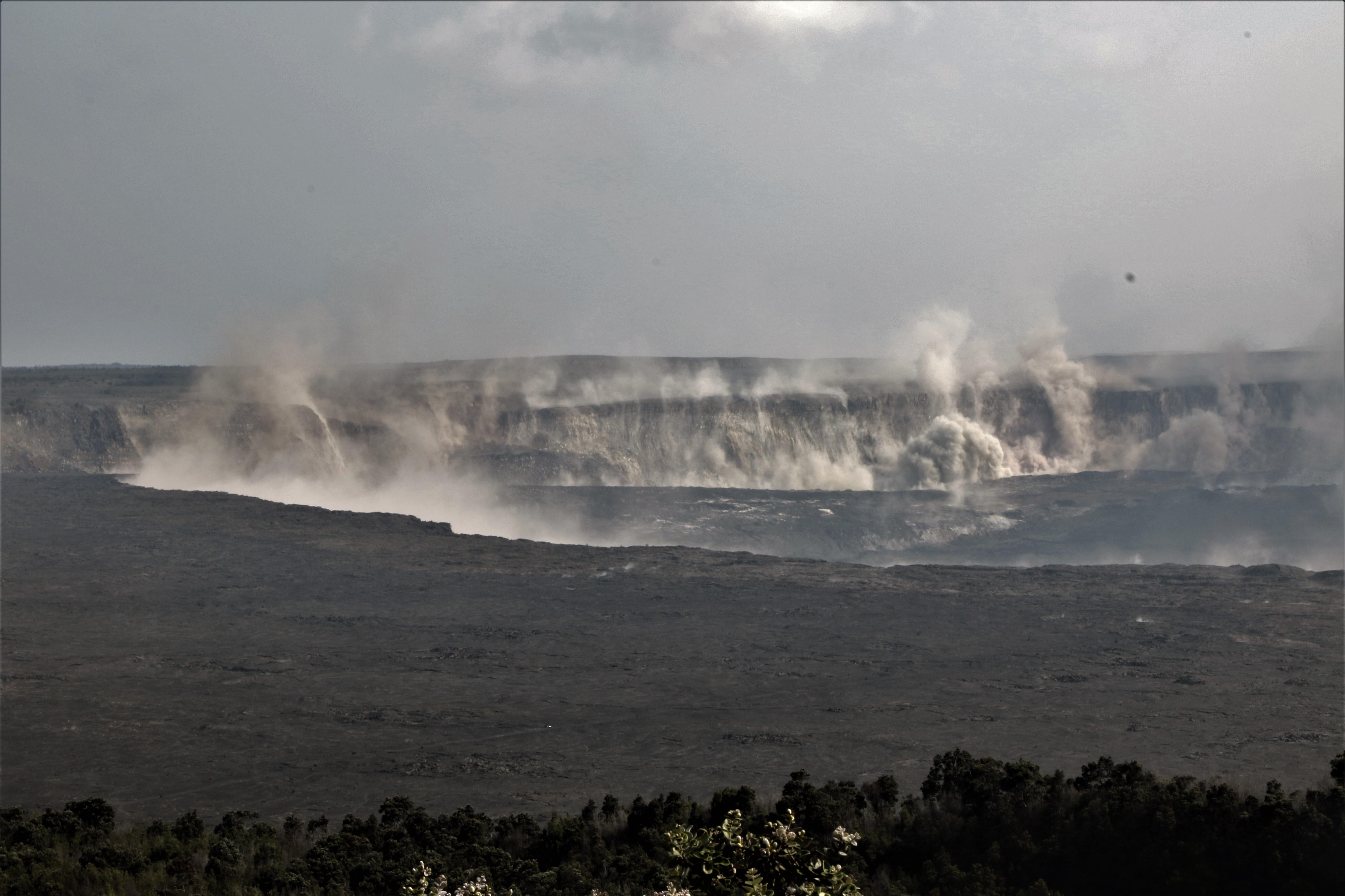 July 28 , 2018.  EN.  Vanuatu : Ambae , Alaska : Cleveland , Indonesia : Agung , Hawai , Kilauea , Mexico : Popocatepetl .