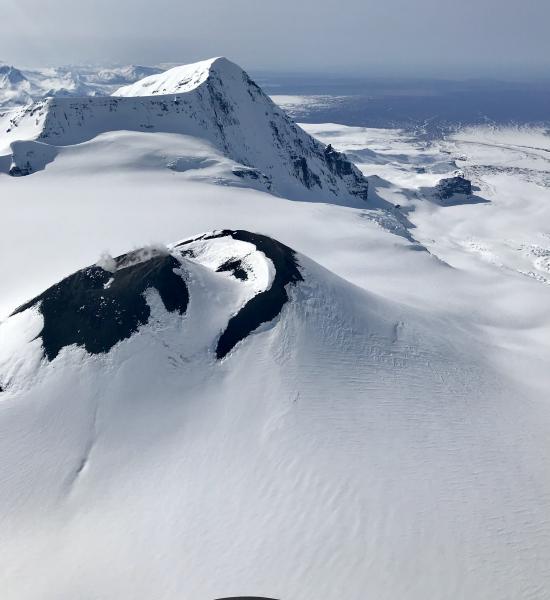 September 04 , 2018.  EN.   Alaska : Veniaminof , Peru : Sabancaya , Chile : Guallatiri , Guatemala : Fuego .