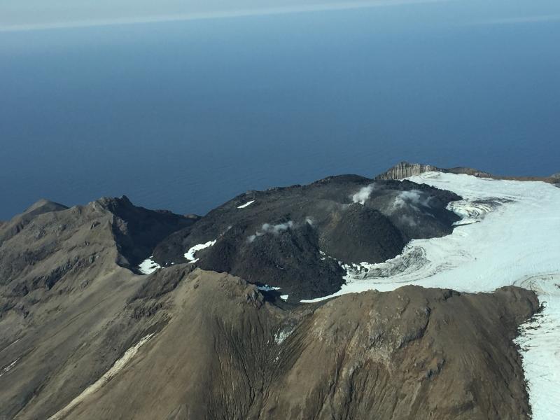 November 17 , 2018. EN. Alaska : Great Sitkin , Chile : Villarica , Guatemala : Santiaguito , Mexico : Popocatepetl , Philippines : Mayon .