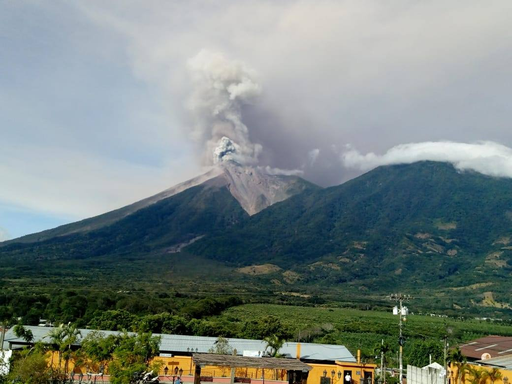 30 Septembre 2019. FR. Chili : Copahue , Indonésie : Anak Krakatau , Guatemala : Fuego , Etats- Unis : Chaine des Cascades .
