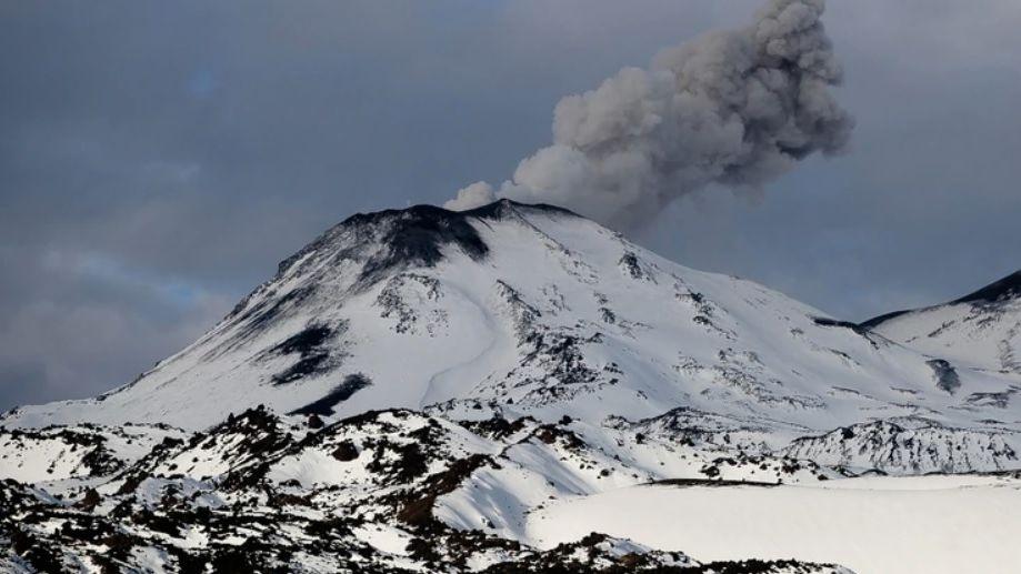 January 12 , 2019. EN.  Chile : Nevados de Chillan , Indonesia : Merapi , Colombia : Nevado del Ruiz , Guadeloupe : La Soufrière , Guatemala : Fuego .
