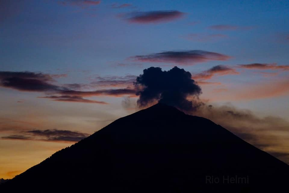 February 15 , 2019.  EN.  Indonesia : Agung , Indonesia : Kerinci , Chile : Planchon Peteroa , Chile : Nevados de Chillan , Guatemala : Fuego , Mexico : Popocatepetl .