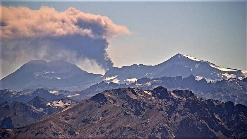 May 10 , 2019 . EN . Chile : Planchon Peteroa , Philippines : Taal , Democratic Republic of Congo : Nyamuragira , Mexico : Fuego de Colima .