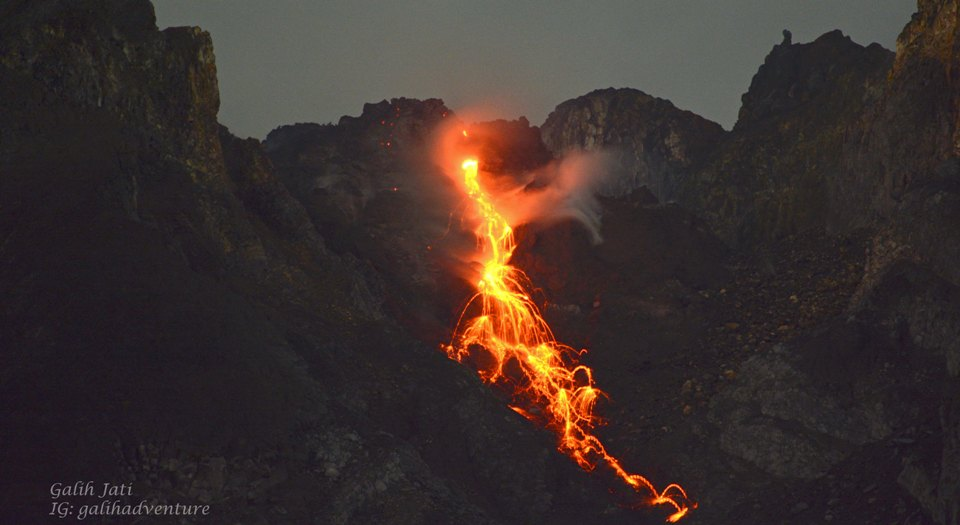 April 06 , 2019. EN. Indonesia : Merapi , Kamchatka : Sheveluch , Chile : Copahue , Indonesia : Bromo , Guatemala : Fuego .