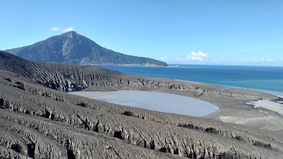 August 22, 2019. EN. Indonesia : Anak Krakatau , Tonga Islands : Unnamed volcano , Mexico : Popocatepetl , Indonesia : Tangkuban Parahu .