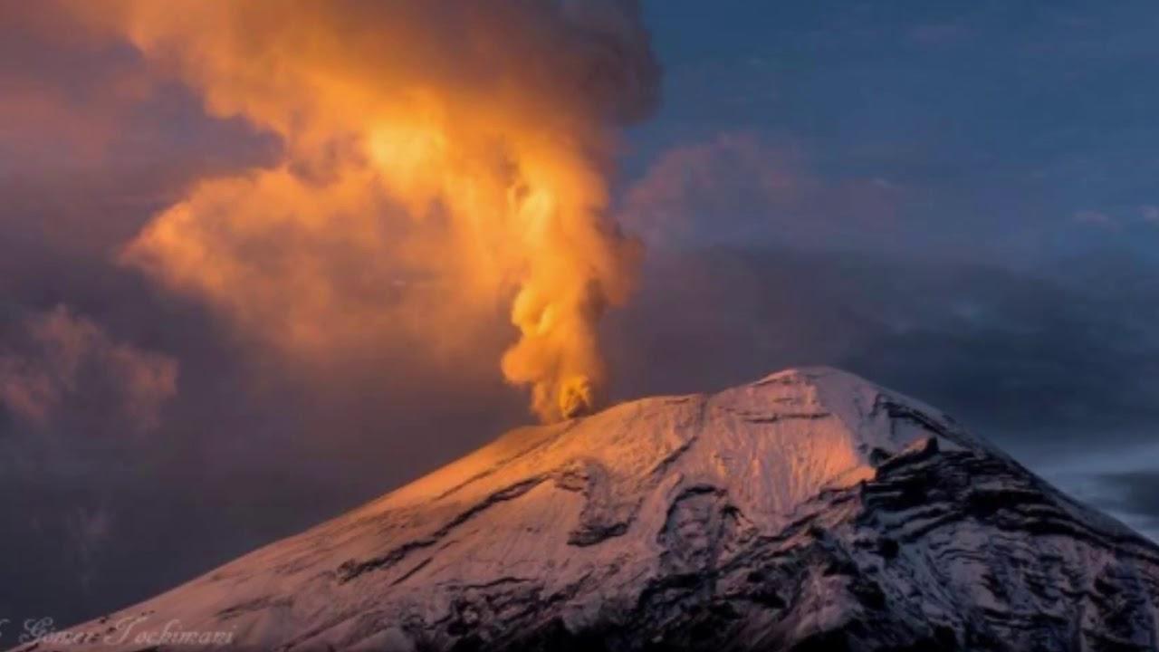 24 Mai 2019. FR. Chili : Planchon Peteroa , Kamchatka : Karymsky , Philippines : Taal , Colombie : Nevado del Huila , Indonésie : Anak Krakatau .
