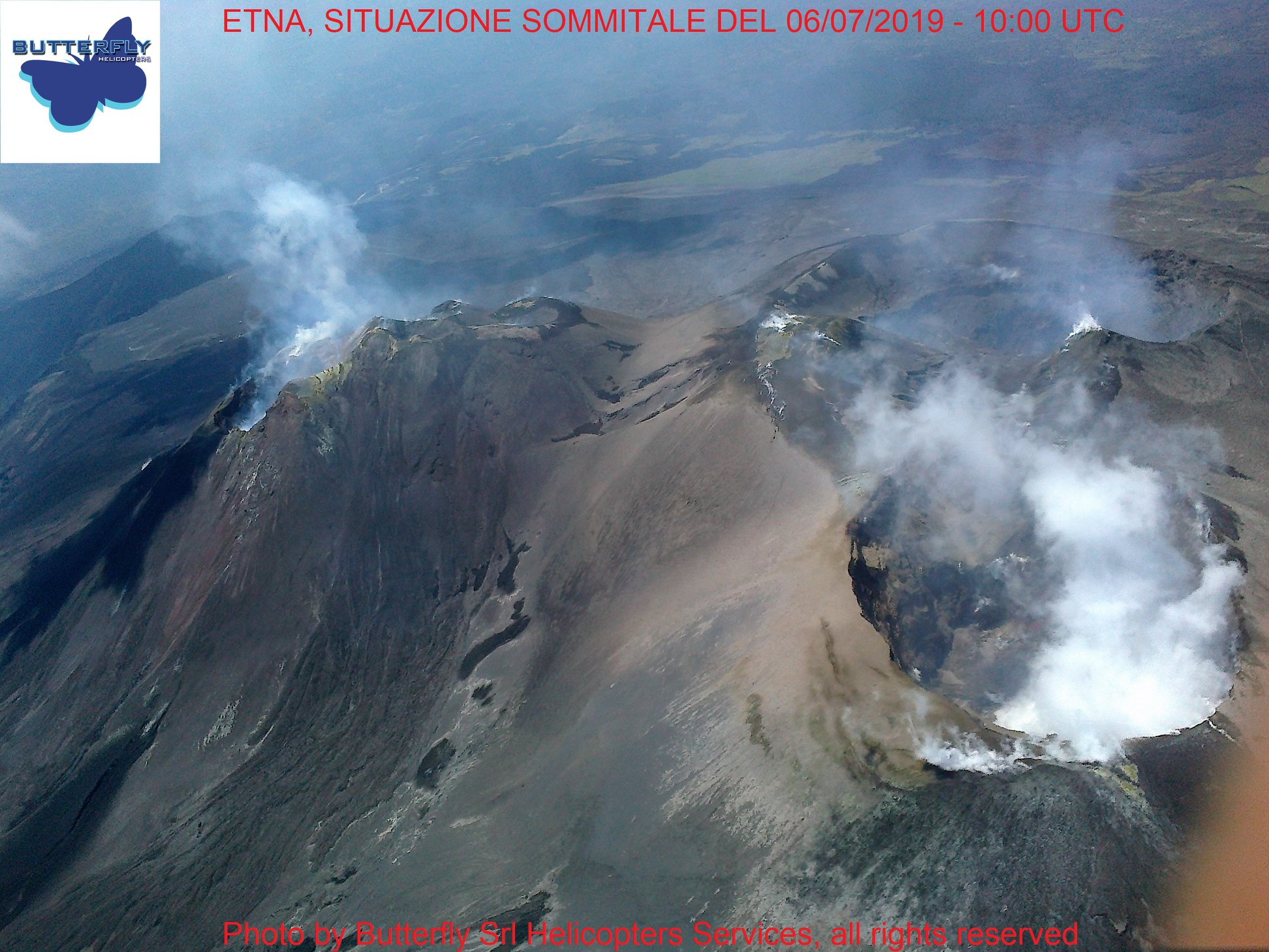 July 07 , 2019. EN. Italy / Sicily : Etna , Indonesia : Anak Krakatau , Chile : Nevados de Chillan , United States : Coso Volcanic Field , Mexico : Popocatepetl .