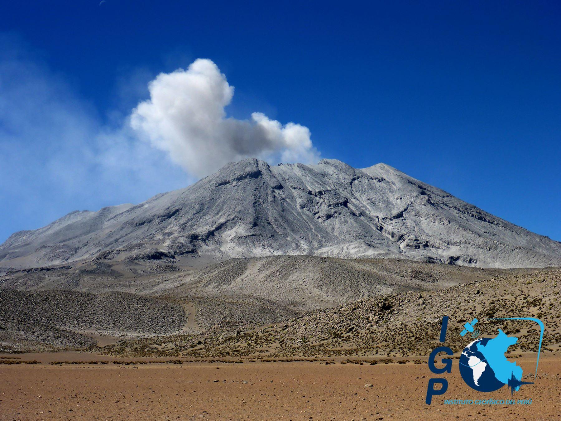 August 27, 2019. EN. Peru : Ubinas , Peru : Sabancaya , Indonesia : Anak Krakatau , Guatemala : Fuego .