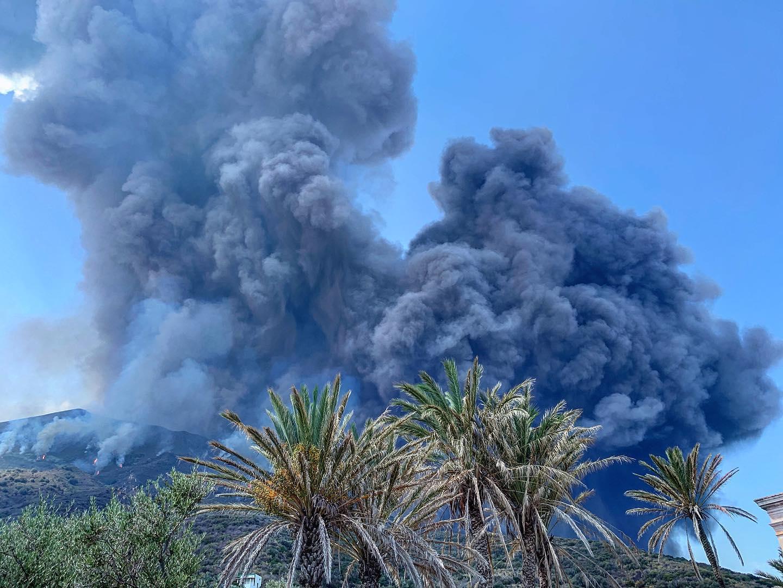 August 29, 2019. EN. Italy : Stromboli , Kamchatka : Sheveluch , Indonesia : Tangkuban Parahu , Guatemala : Pacaya .