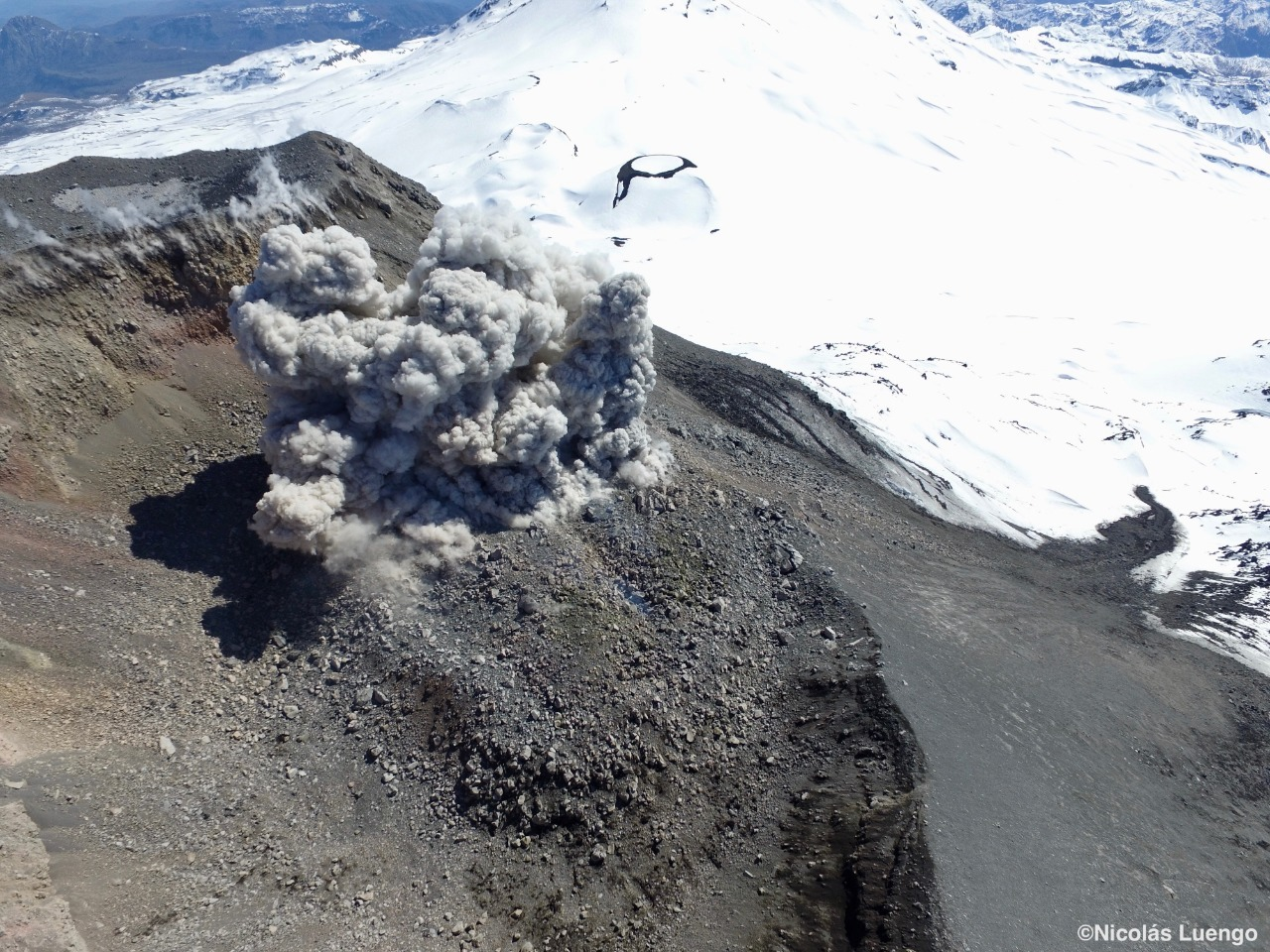06 Septembre 2019. FR. Hawaii : Mauna Loa , Chili , Nevados de Chillan , El Salvador : San Miguel ( Chaparrastique ) , Mexique : Popocatepetl .