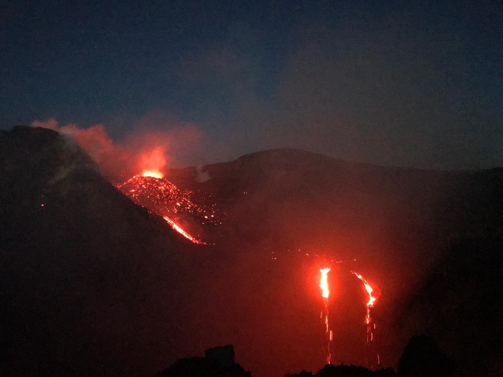 September 20, 2019. EN. Italy / Sicily : Etna , Japan : Sakurajima , Hawaii : Mauna Loa , Philippines : Taal , Kamchatka : Klyuchevskoy .