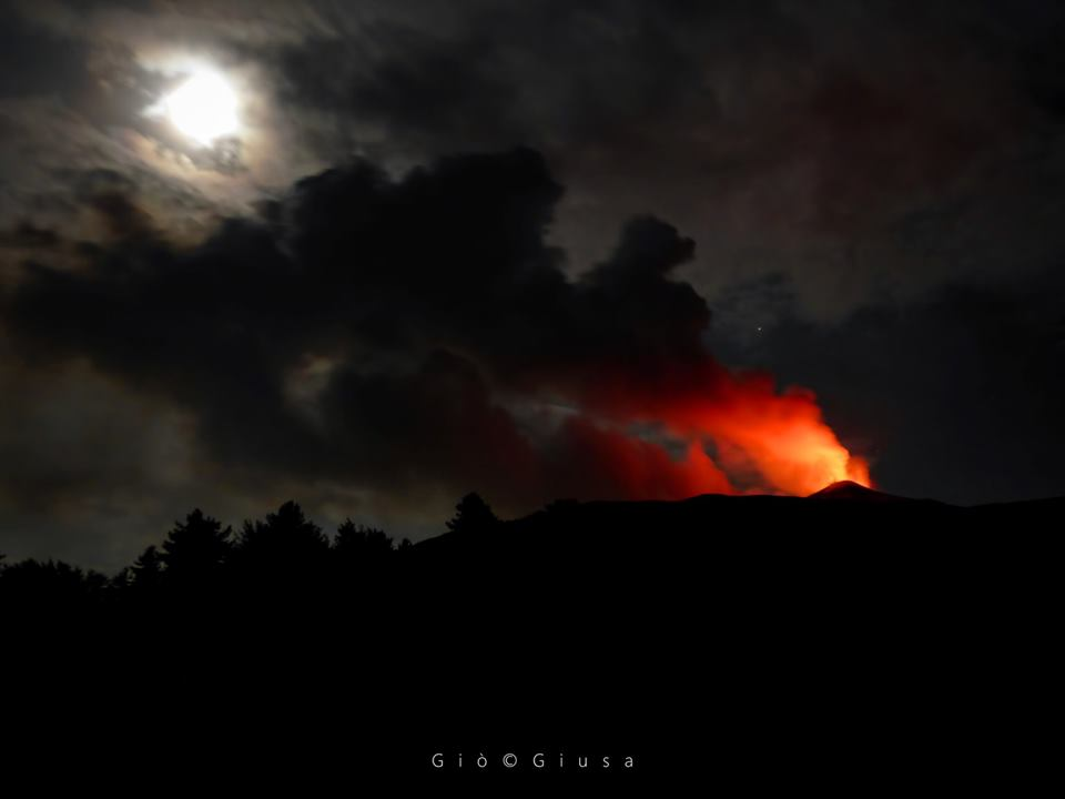 September 11, 2019. EN. Colombia : Chiles / Cerro Negro , Italy / Sicily : Etna , Indonesia : Ibu , Alaska : Semisopochnoi .
