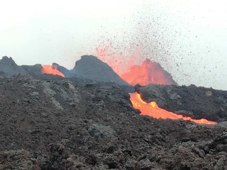 October 26, 2019. EN. La Reunion : Piton de la Fournaise.