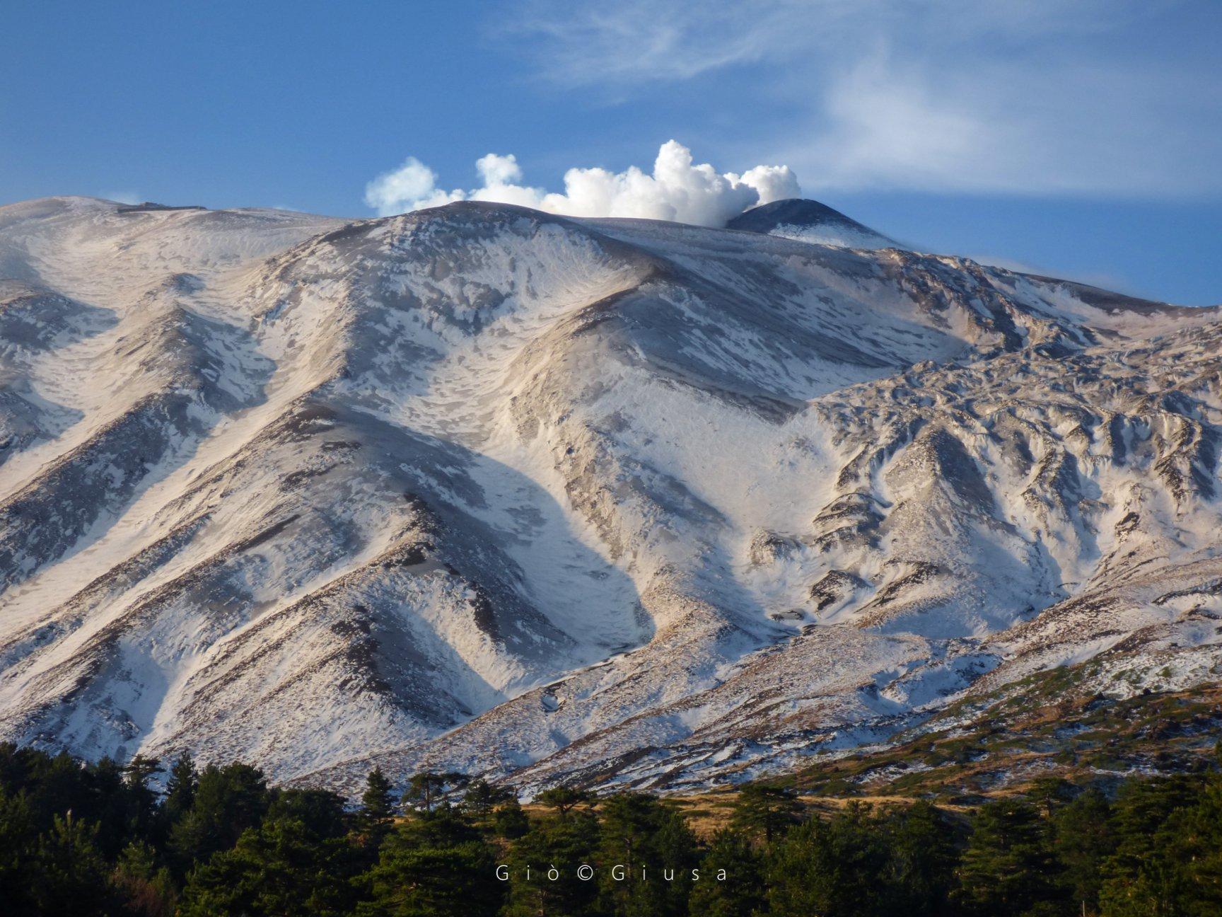 November 27, 2019 . EN . Alaska : Shishaldin , Colombia : Nevado del Ruiz , Italy / Sicily : Etna , Indonesia : Ibu .