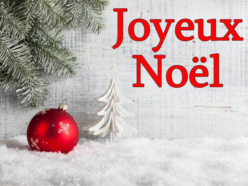 25 Décembre 2019. FR. Joyeux Noel .