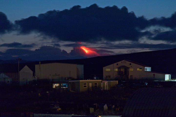 December 13, 2019. EN. New Zealand : White Island , Italy / Sicily : Etna , Alaska : Shishaldin , Kamchatka : Klyuchevskoy .
