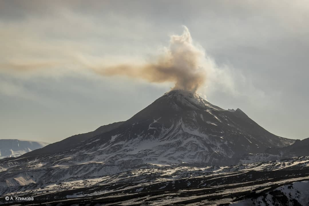 December 14, 2019. EN. Japan : Asosan , New Zealand : White Island , Alaska : Shishaldin , Indonesia : Merapi , Kamchatka : Bezymianny .