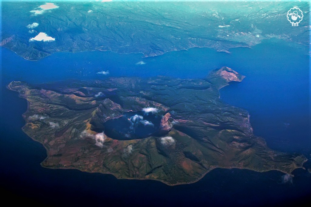 12 Janvier 2020 . FR . Philippines : Taal , Alaska : Shishaldin , Kamchatka : Karymsky , Equateur / Galapagos : Sierra Negra .
