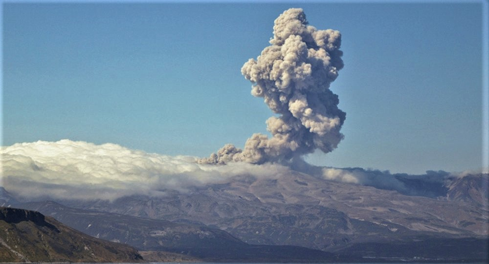 20 Février 2020 . FR . Russie / Iles Kuriles : Ebeko , Mexique : Popocatepetl , Japon : Nishinoshima , Indonésie : Ibu , Equateur : Tungurahua .