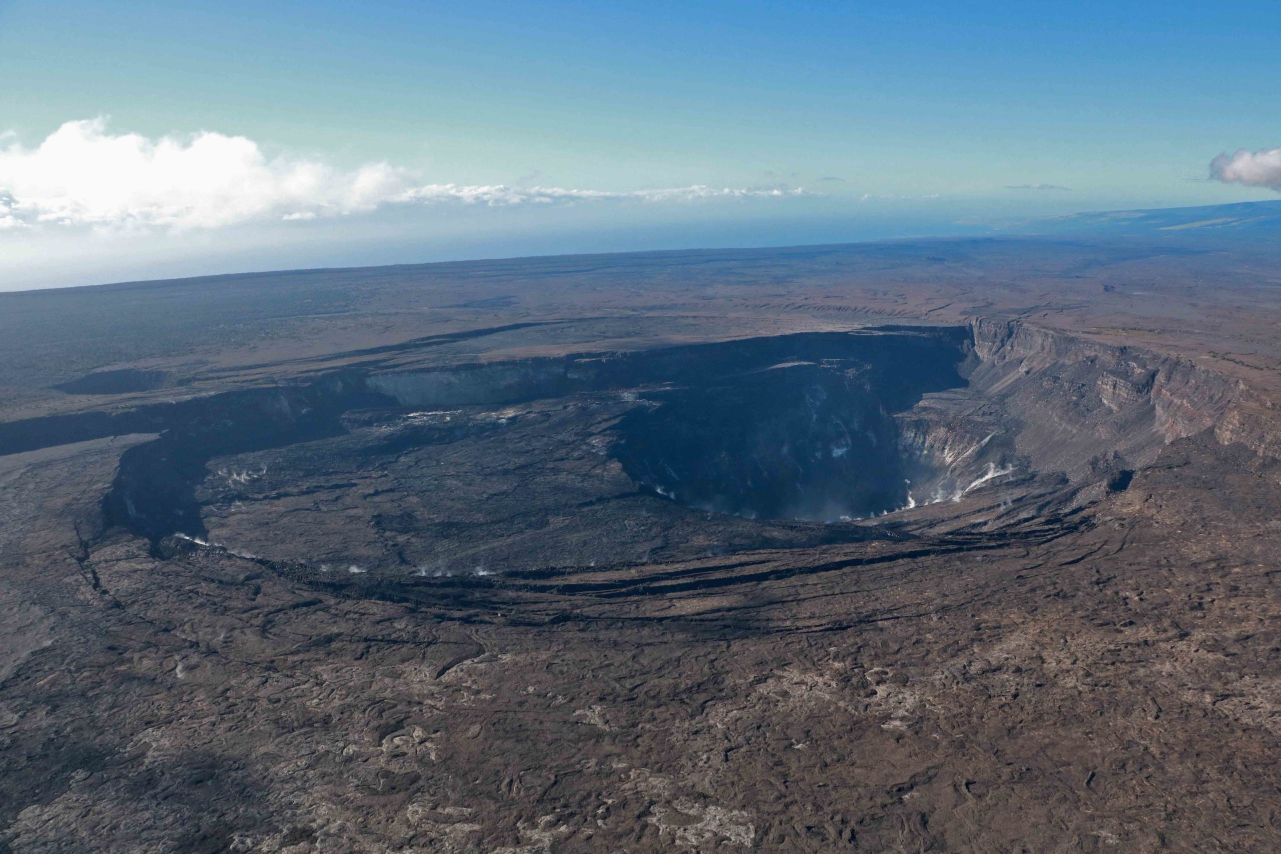 January 10, 2020. EN. Mexico : Popocatepetl , Hawaii : Kilauea , Alaska : Semisopochnoi , El Salvador : Santa Ana (Llamatepec) / San Miguel (Chaparrastique) .