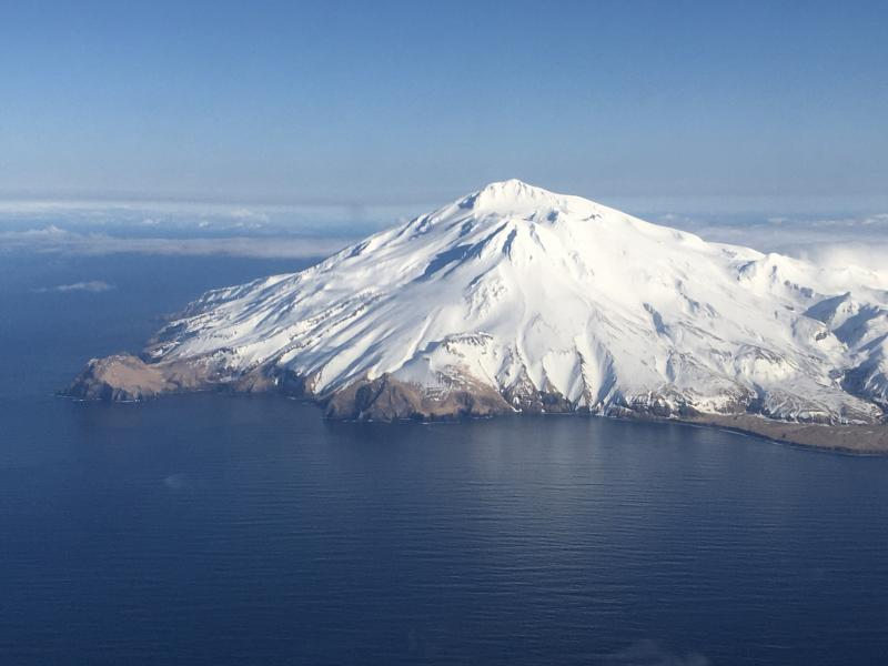 29 Mars 2020. FR . Alaska : Great Sitkin , Philippines : Taal / Kanlaon / Mayon , Indonésie : Ibu , Italie : Stromboli , Mexique : Popocatepetl .