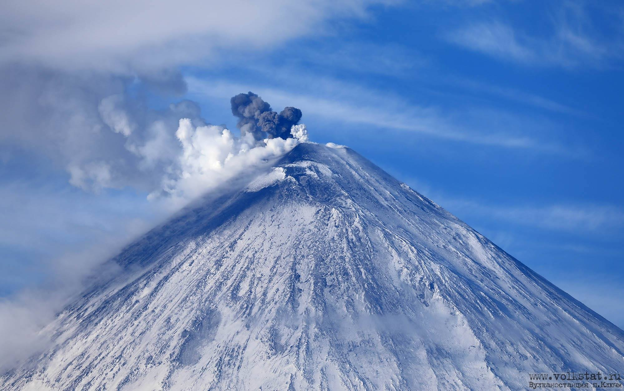 May 18, 2020. EN. Kamchatka : Klyuchevskoy , Italy / Sicily: Etna , Guatemala : Fuego , Indonesia : Anak Krakatau , Mexico : Colima .