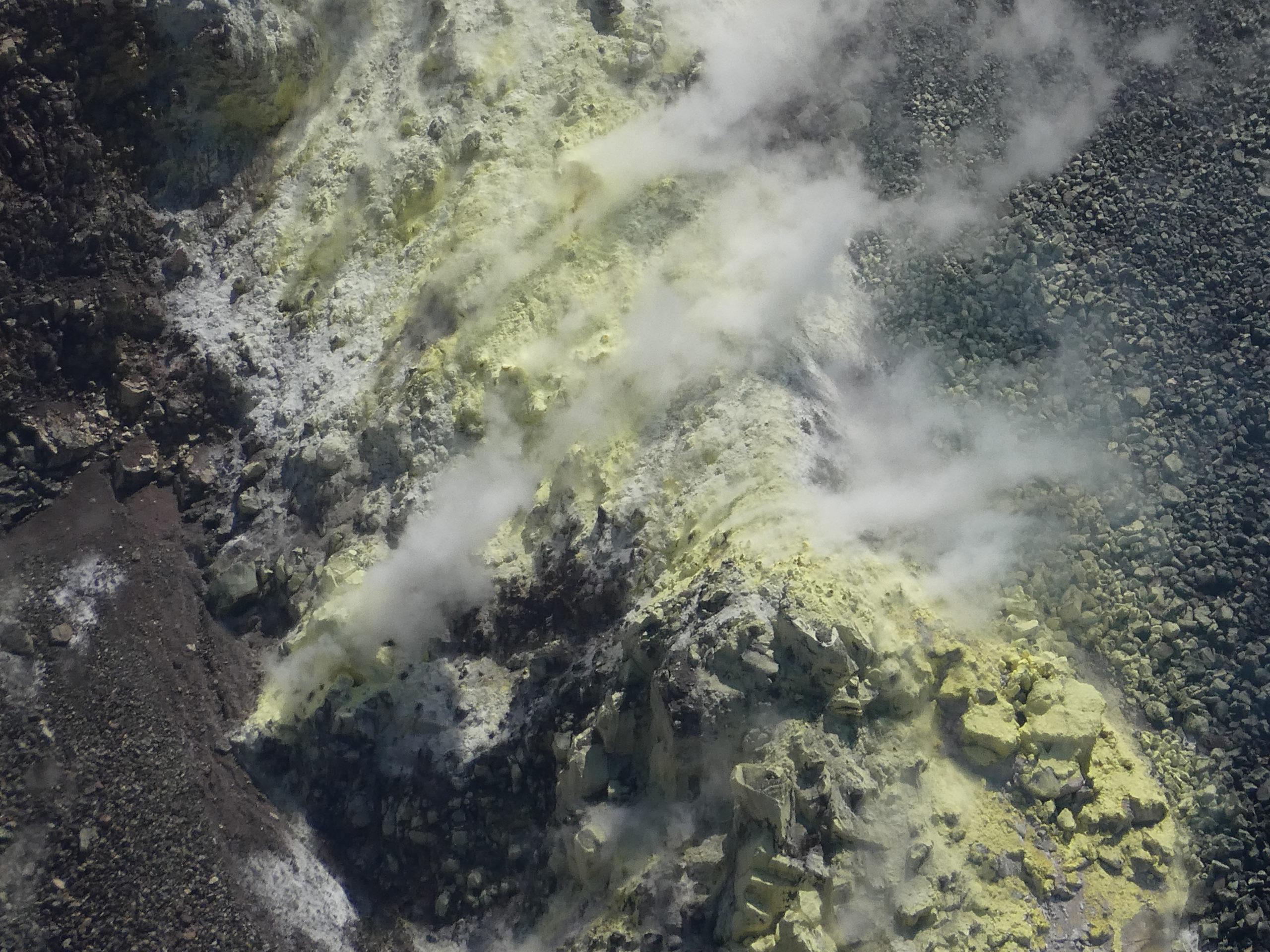 08 Mai 2020. FR . Hawaii , Kilauea , Alaska : Cleveland , Indonésie : Dukono , El Salvador : Santa Ana ( Llamatepec) , Japon : Sakurajima .