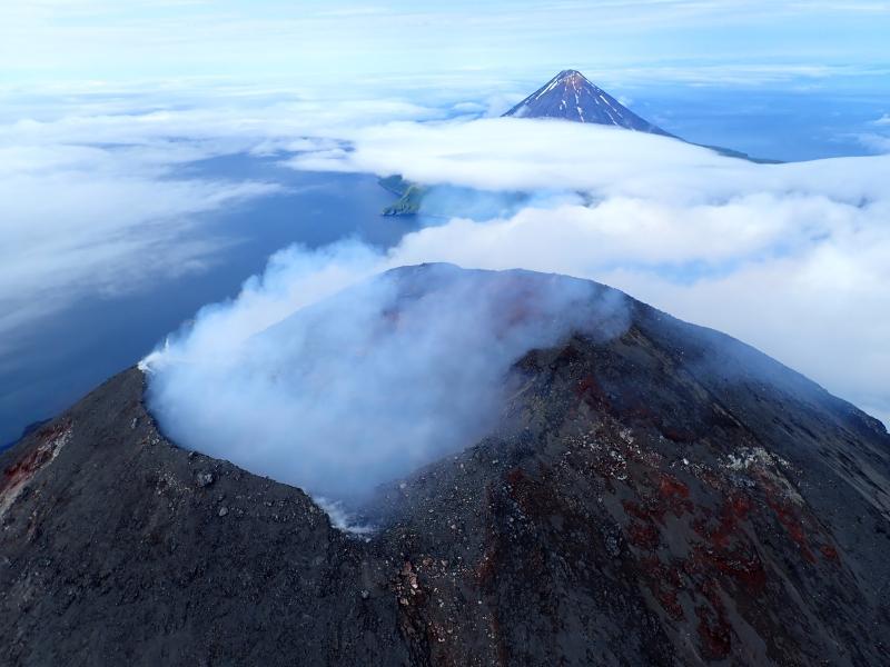 June 06 , 2020. EN. Alaska : Cleveland , Indonesia : Merapi , Hawaii : Mauna Loa , El Salvador : Santa Ana (Ilamatepec) , Mexico : Popocatepetl .