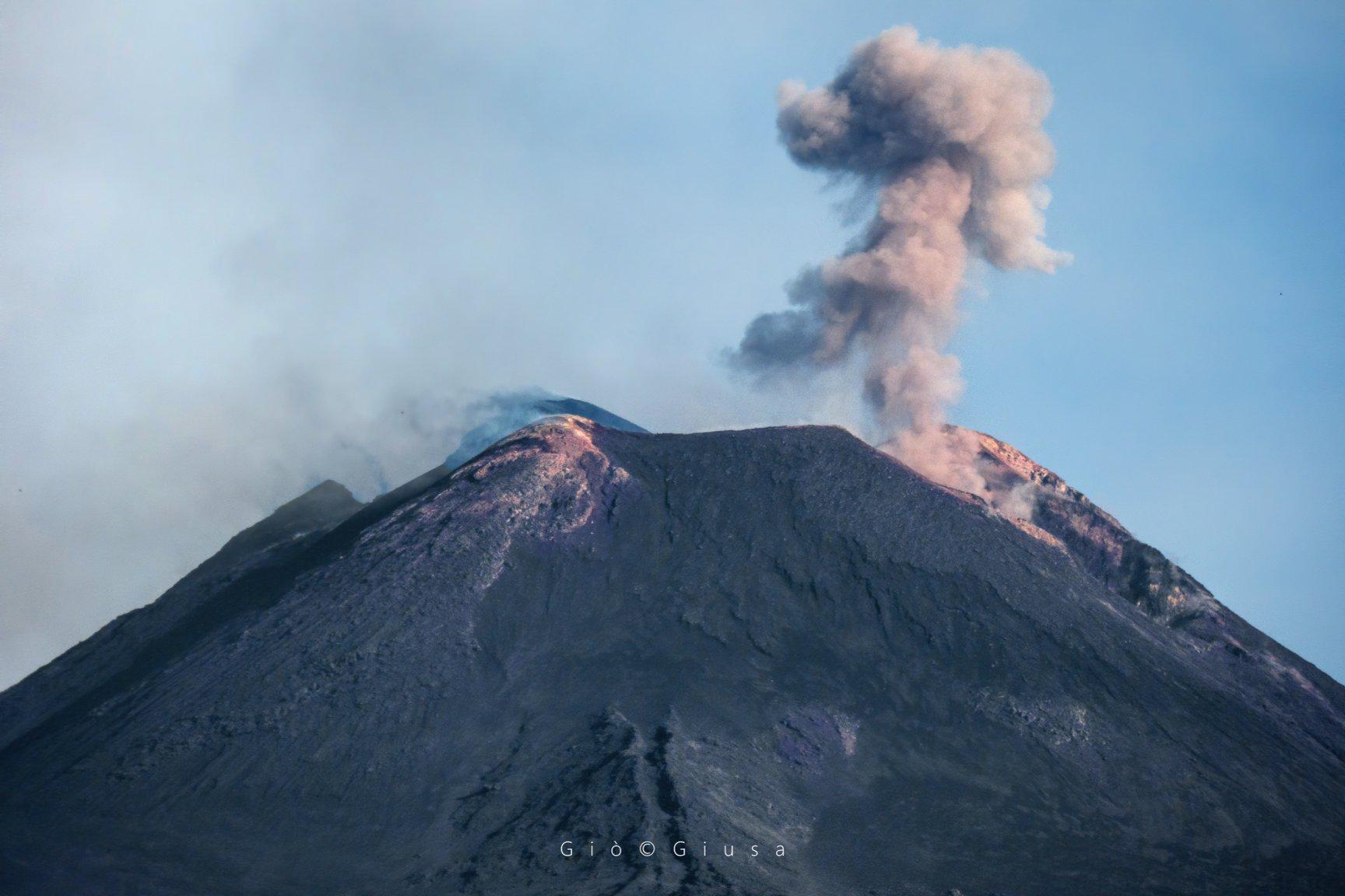 June 24, 2020. EN. Italy / Sicily : Etna , Italy : Stromboli , Guatemala : Pacaya , Iceland : Seismicity / Reykjanes Peninsula .