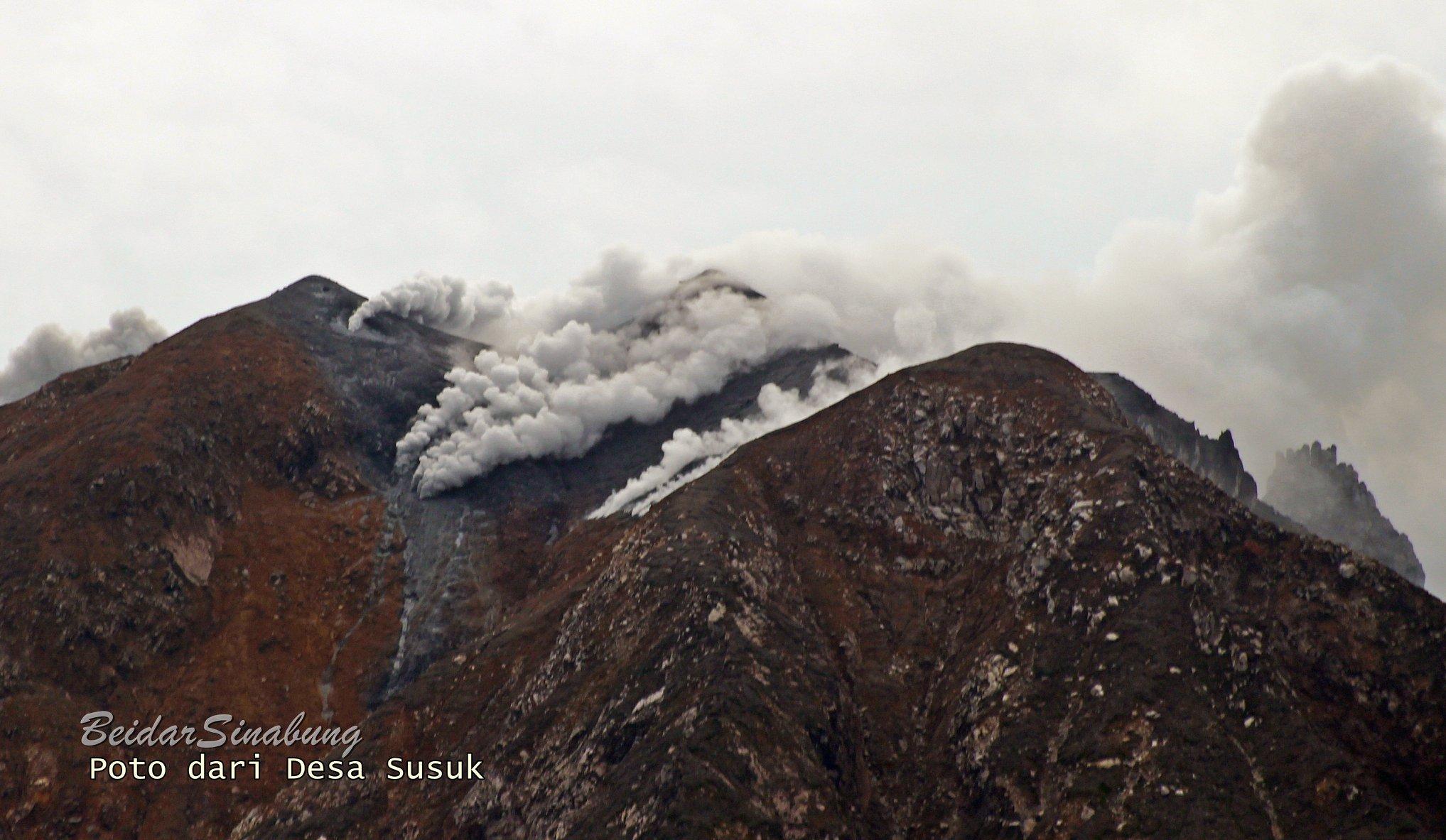 August 13, 2020. EN . Indonesia : Sinabung , Japan : Sakurajima , Ecuador : Sangay , Costa Rica : Turrialba / Poas / Rincon de la Vieja .