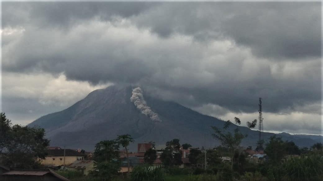 November 20, 2020. EN . Indonesia : Sinabung , Ecuador : Sangay , Hawaii : Mauna Loa , Costa Rica : Turrialba / Poas / Rincon de la Vieja .