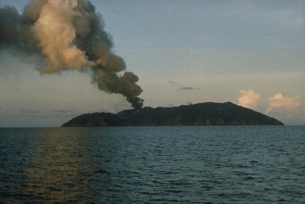 12 Novembre 2020. FR. Inde / Iles Andaman : Barren Island , Japon : Sakurajima , Costa Rica : Turrialba / Poas / Rincon de la Vieja / Irazu , Chili : Laguna del Maule .