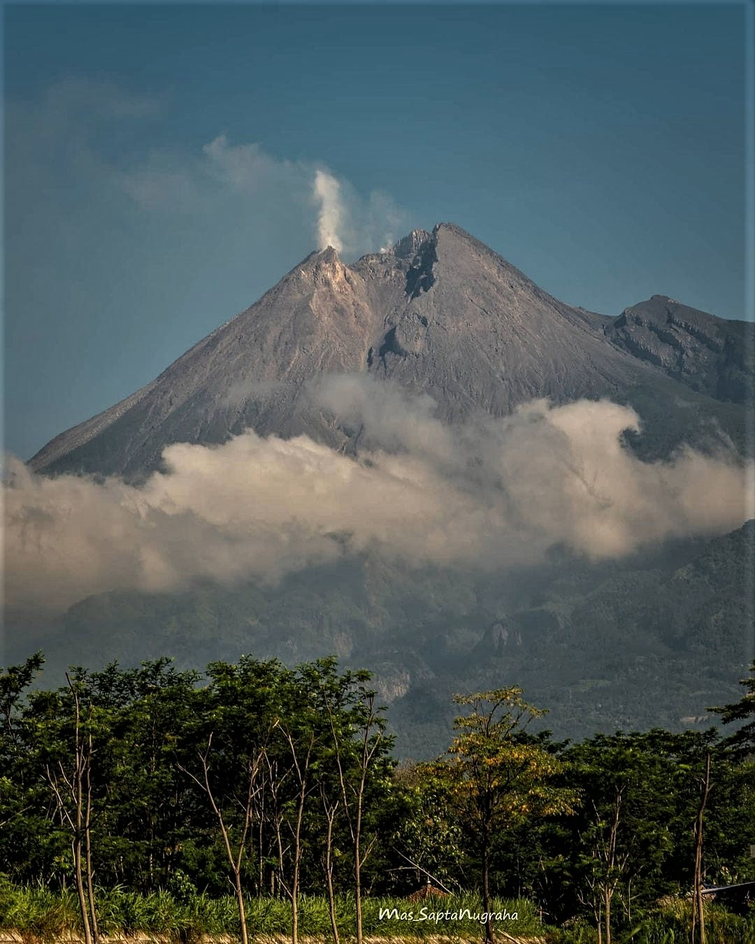 December 12, 2020. EN . Indonesia : Merapi , Guatemala : Santiaguito , Russia / Kurile Islands : Ebeko , Mexico : Popocatepetl .