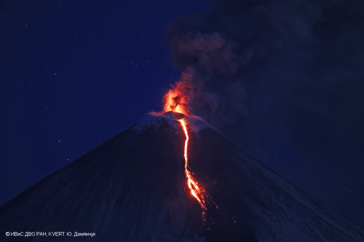 February 05, 2021. EN . Saint Vincent : Soufrière Saint Vincent , Kamchatka : Klyuchevskoy , Indonesia : Ibu , Ecuador : Sangay , Guatemala : Pacaya .